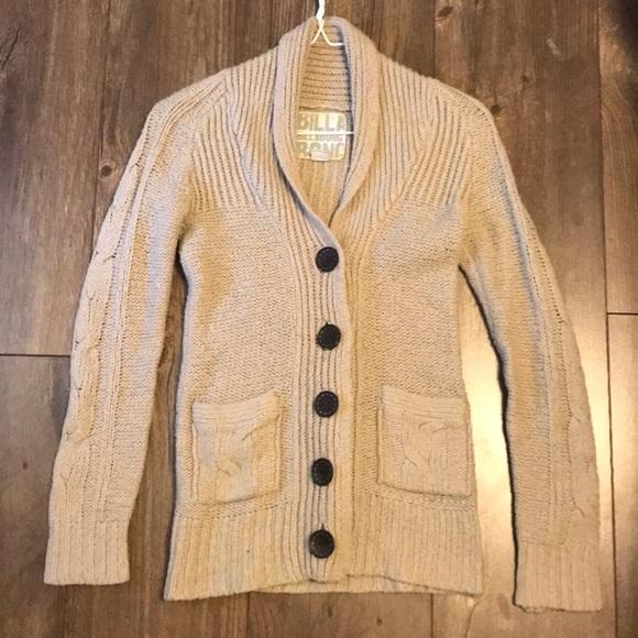 Billabong Sweaters - Billabong button up sweater
